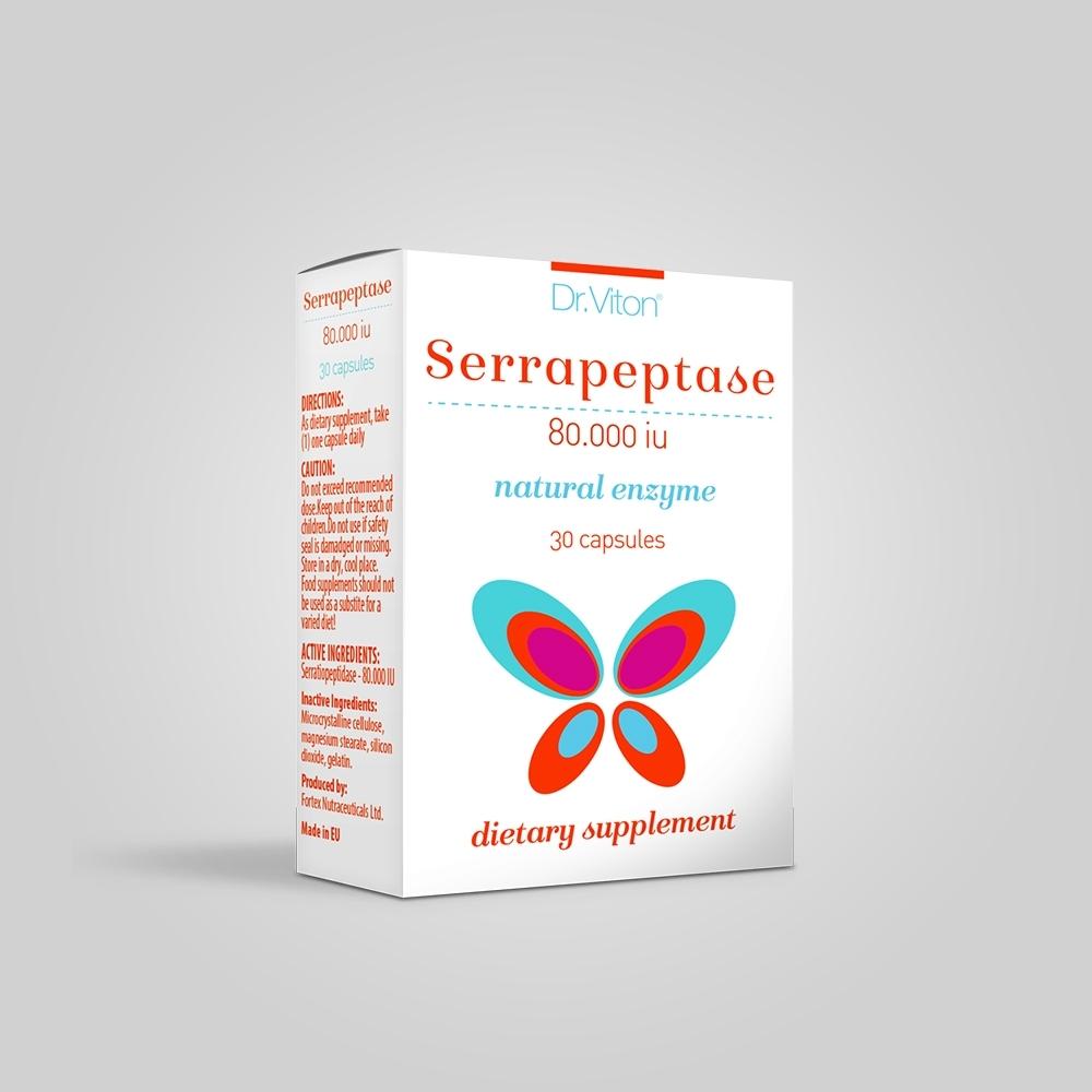Dr. Viton - Serrapeptase